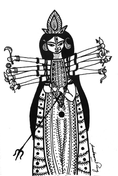 Durga-Ink